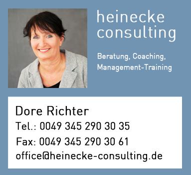 Kontakt Frau Richter